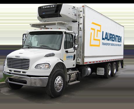 Camion laurentien